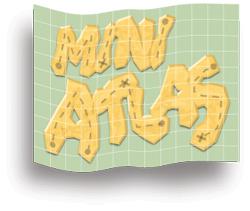 Miniatlas logo av Tomas Seo
